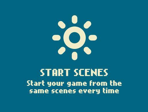 Start Scenes Pro