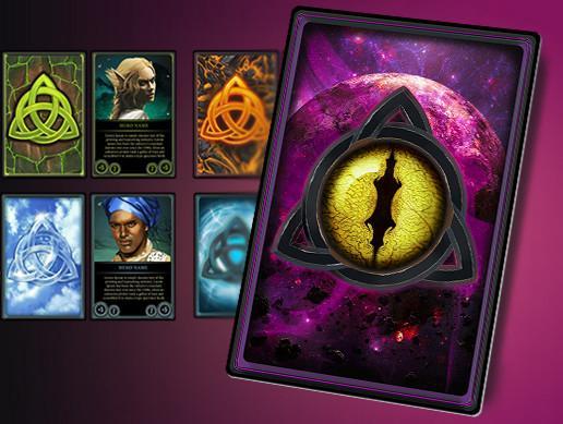 Fantasy TCG/CCG Cards