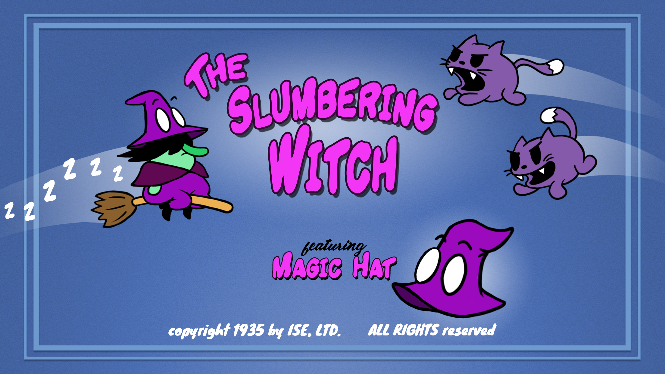 The Slumbering Witch