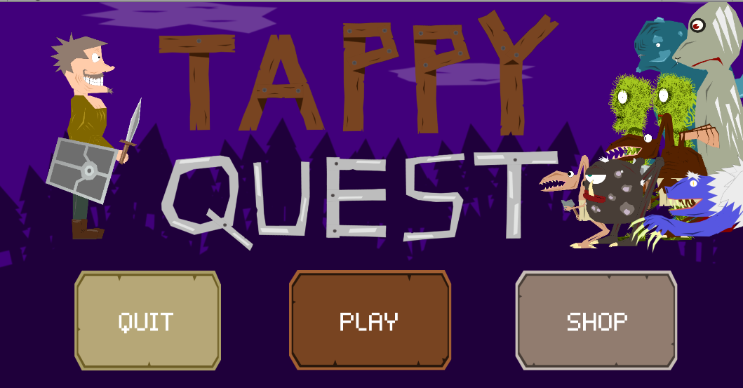 Tappy Quest
