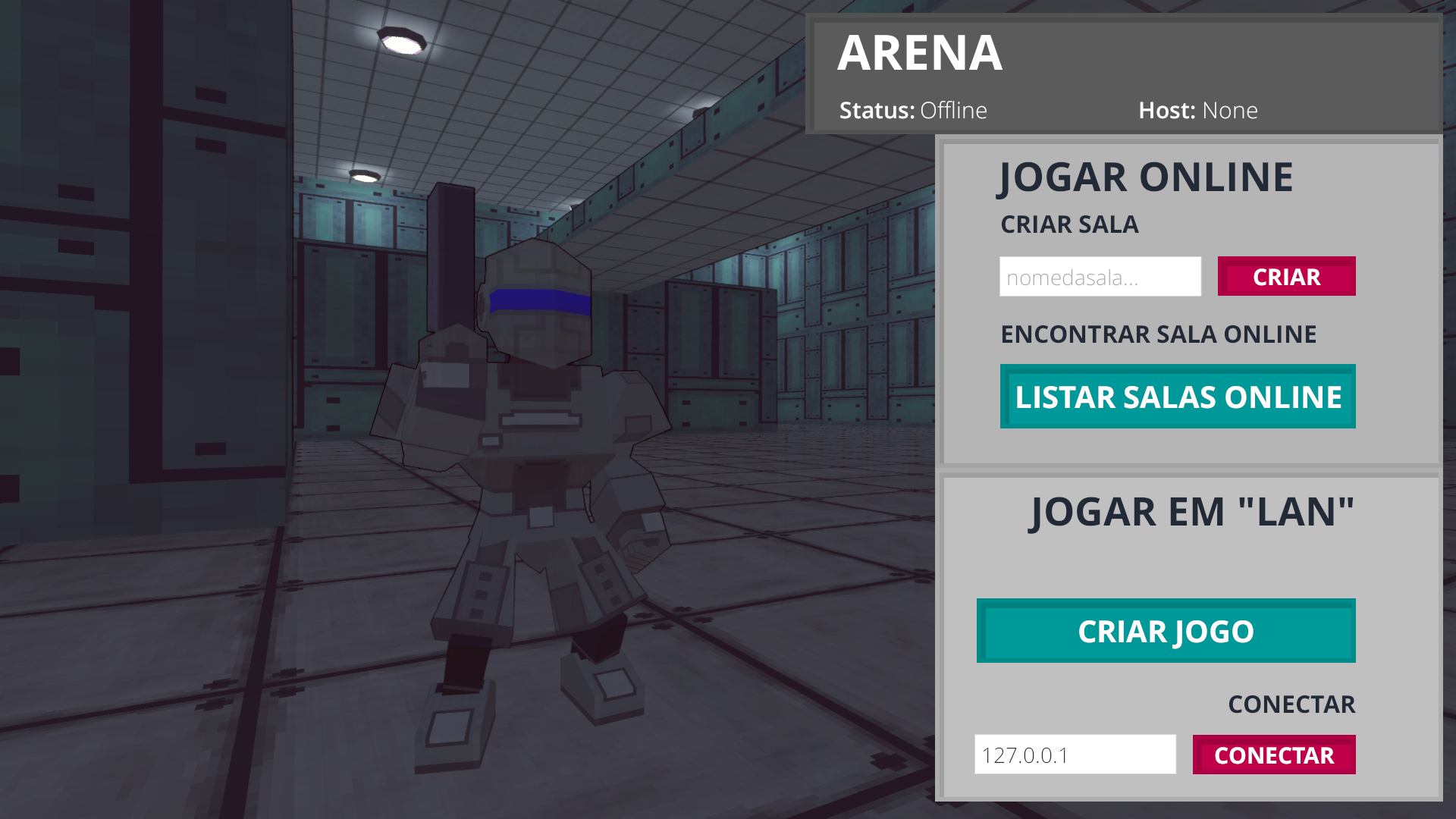 Multiplayer Arena