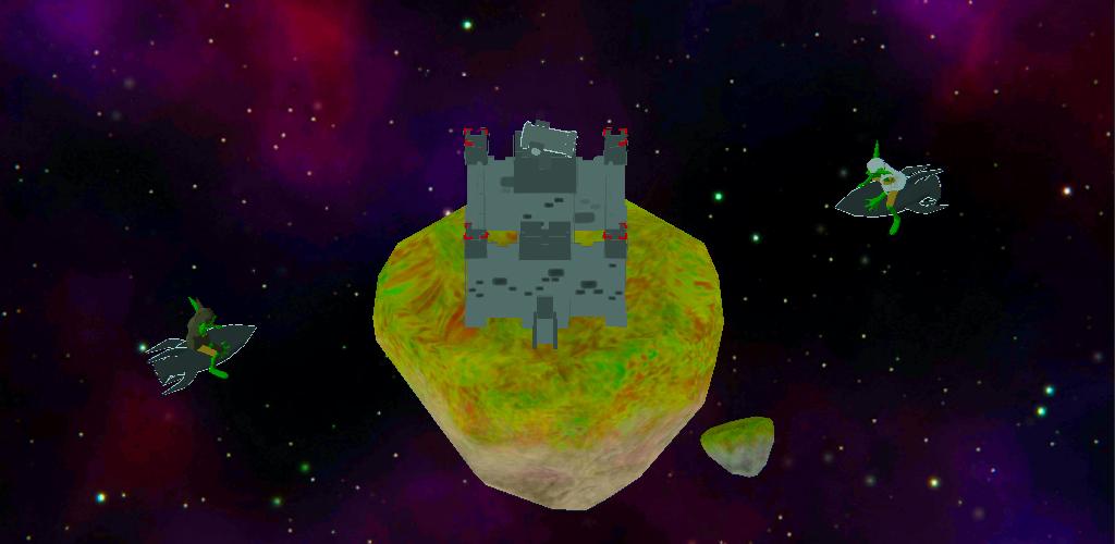 Comet Castle