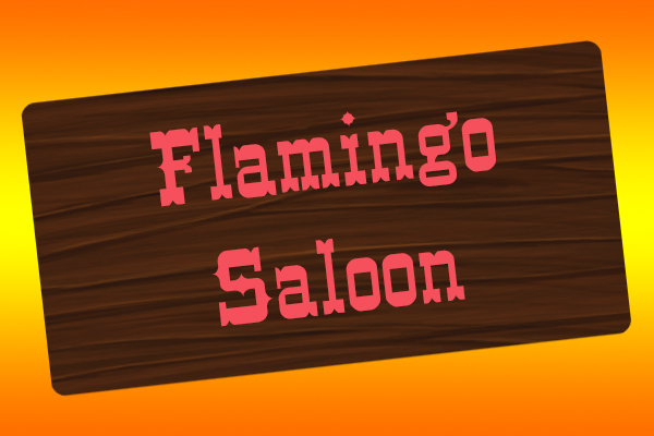 Flamingo Saloon