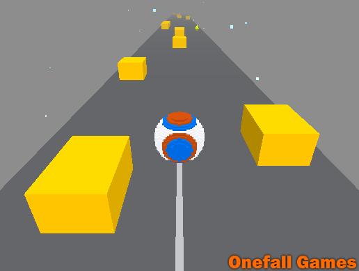 Unity Game Template - Speedy Ball