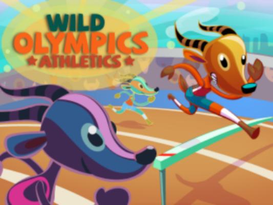 Wild Olympics Suite | Role: Blackberry Programmer