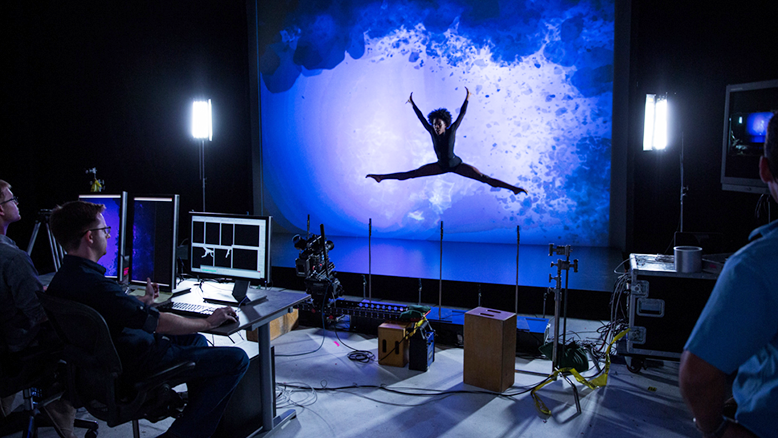 Intel RealSense Dancer