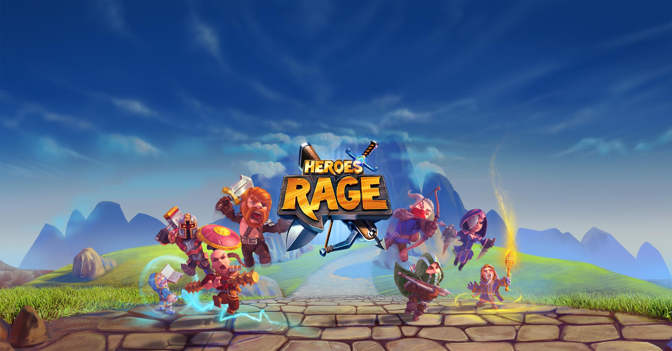 Heroes Rage