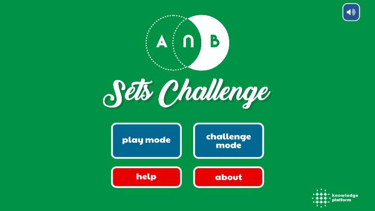 Sets Challenge
