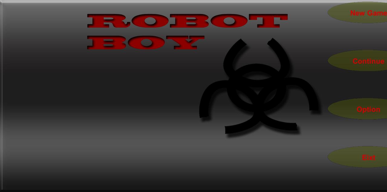 Robot boy the escape