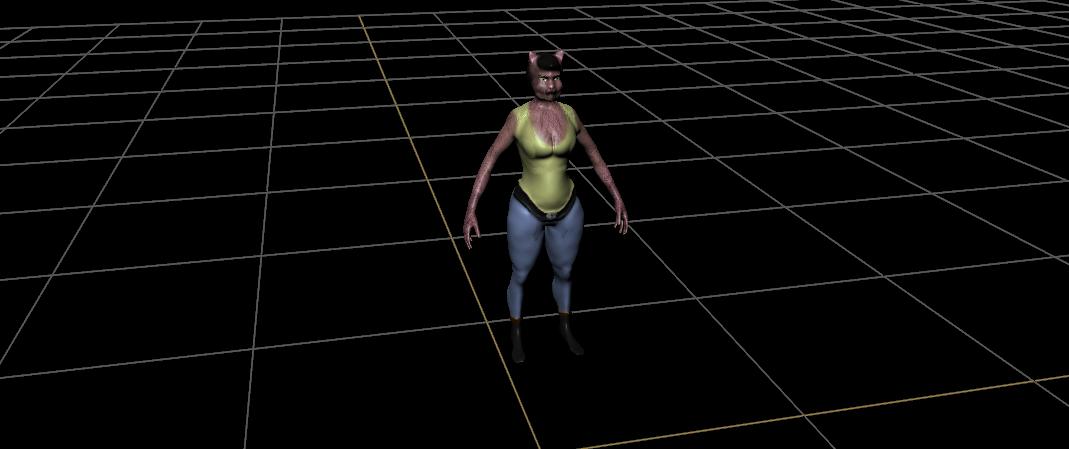 Assets 3D modeling