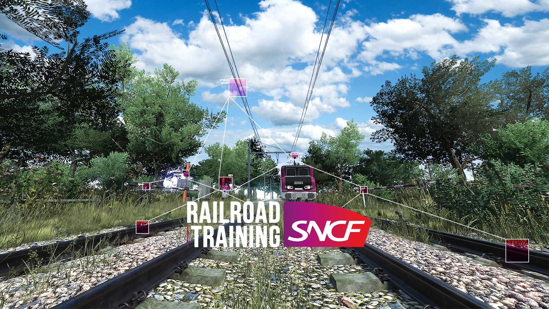 SNCF - Railway Training Module