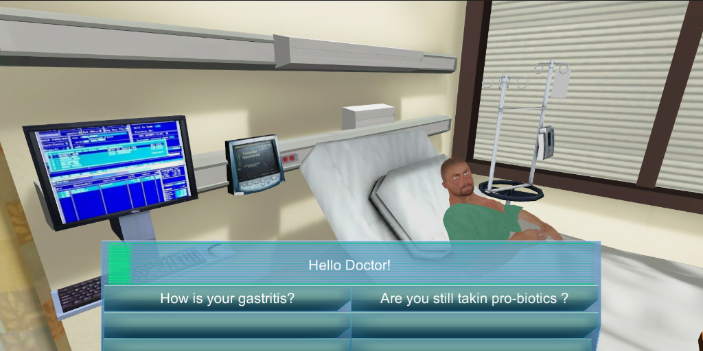 Medical simulator
