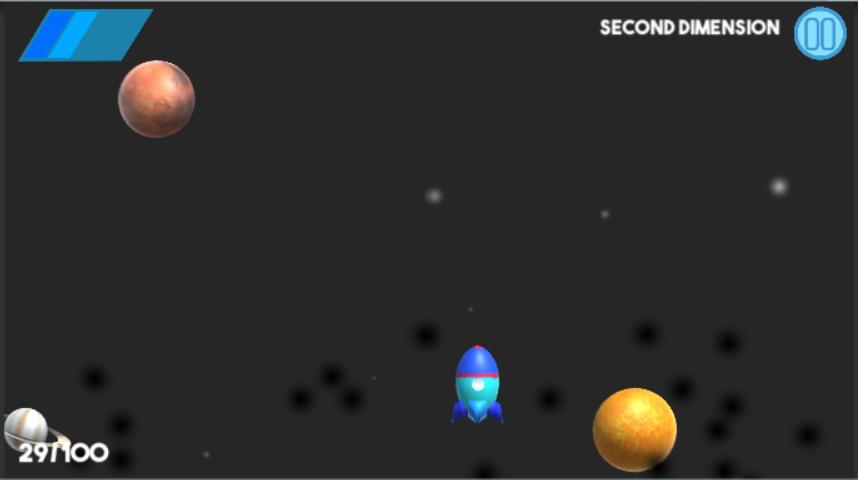 Rocket escape - LD42