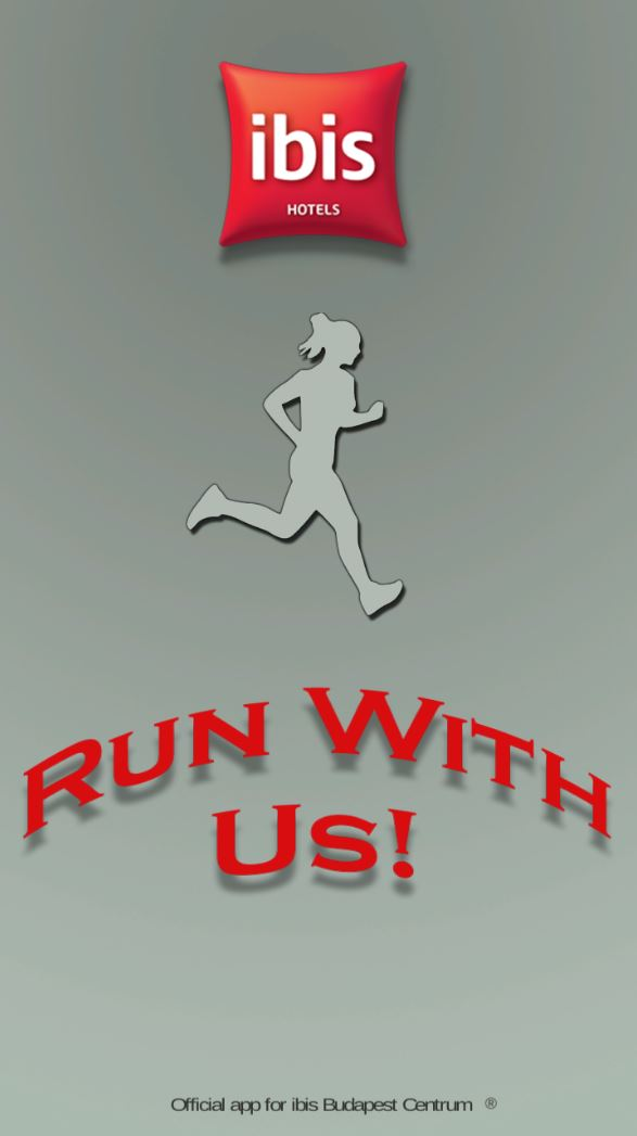 ibis Budapest Centrum - Run With Us!