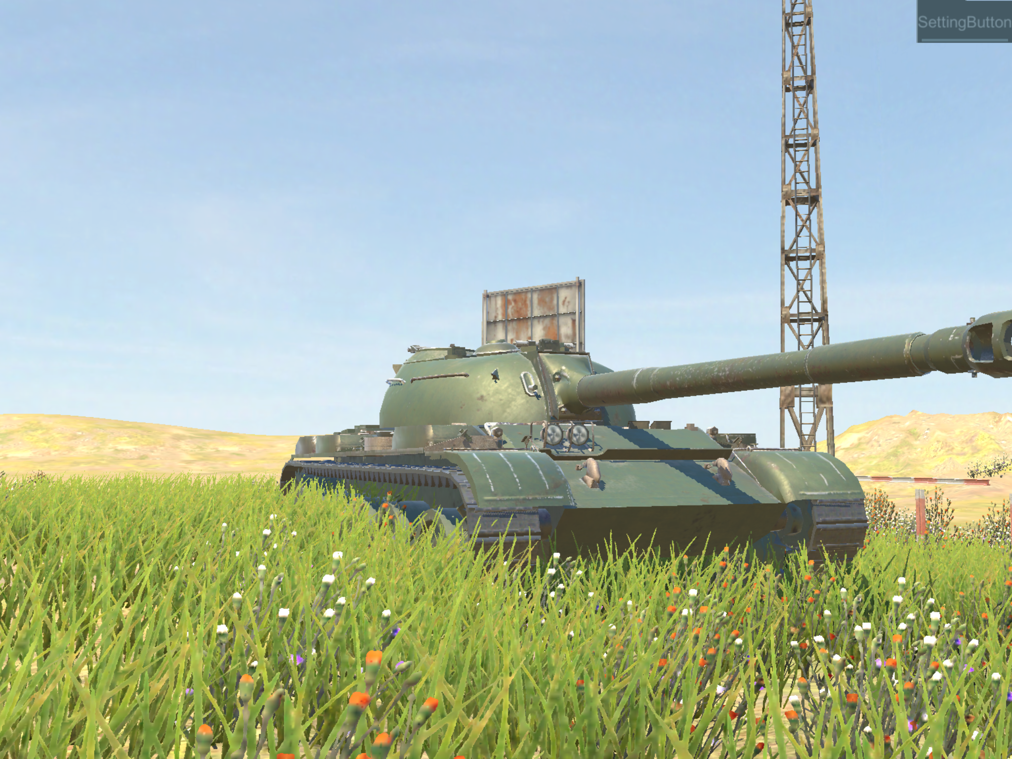 Tank game preview