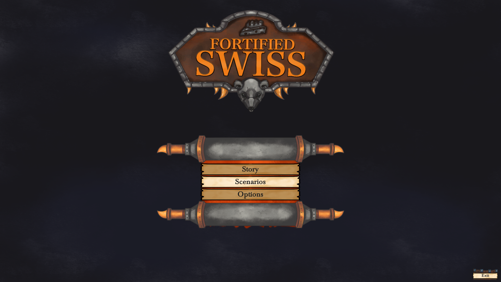 Fortified Swiss