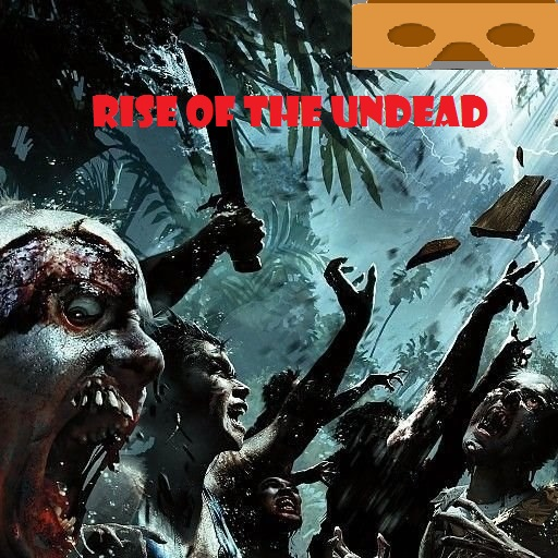 Zombie VR Shooting game