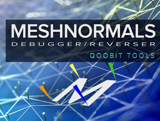 Mesh Normals Debugger/Reverser