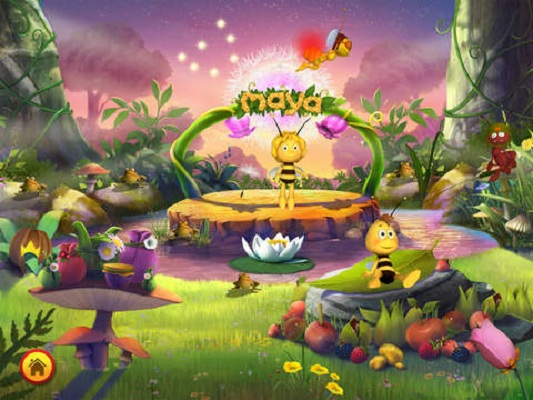 Maya the Bee : Flower Party