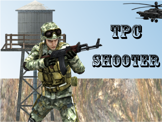 TPC Shooter (Military style)