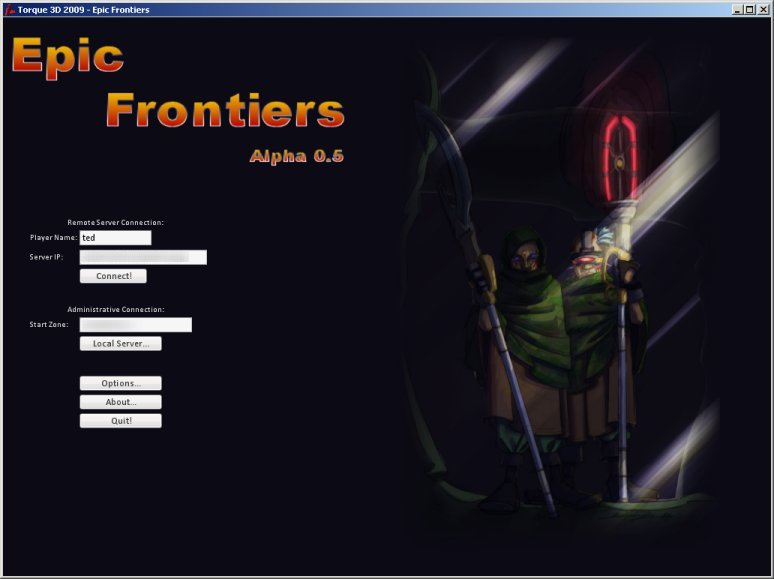 Epic Frontiers