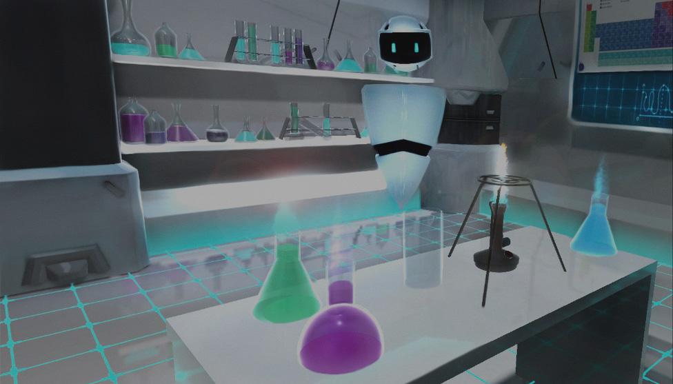 VAL : Virtual Augmented Laboratory