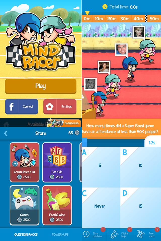 Mind Racer