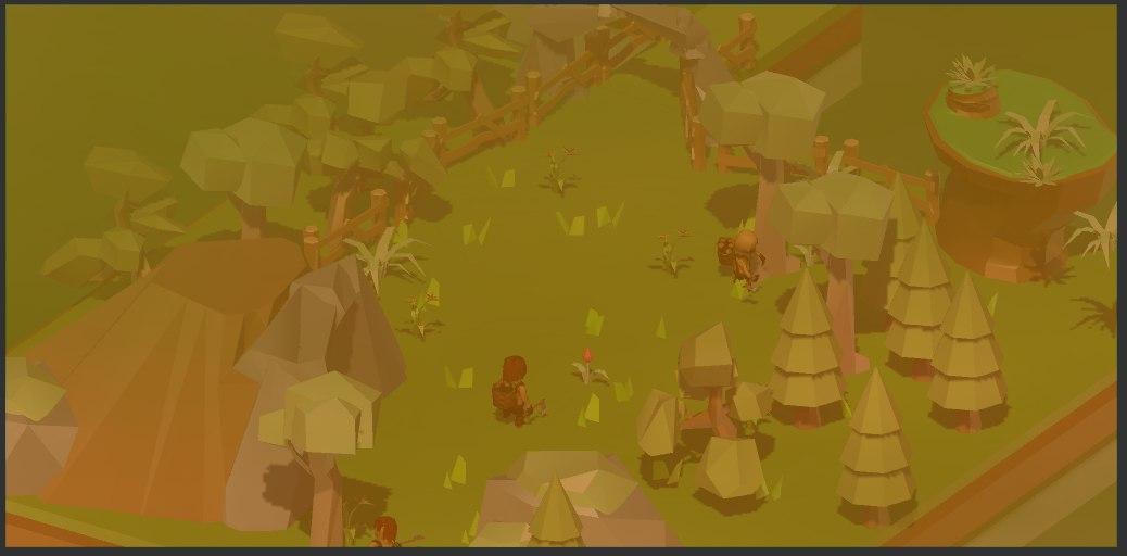 Run Lumberjack RUN! - ZigZag