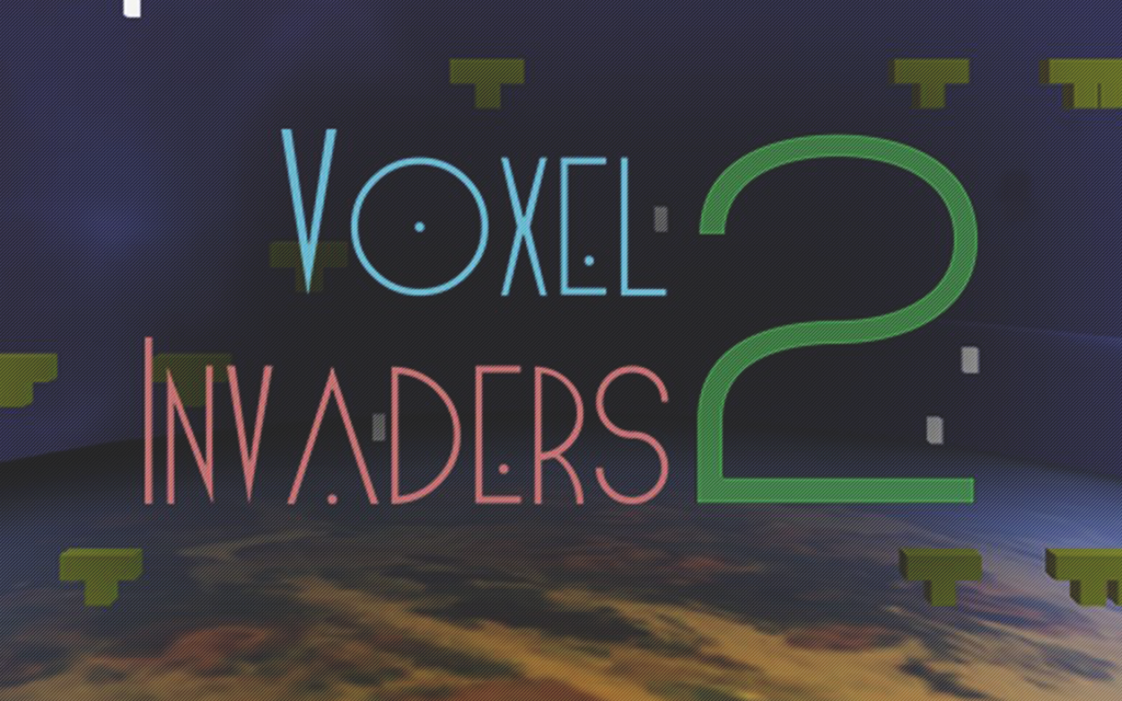Voxel Invaders 2
