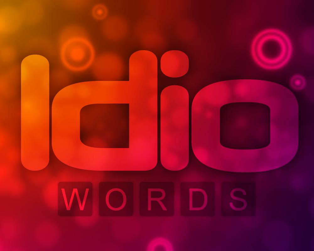 Idio Words