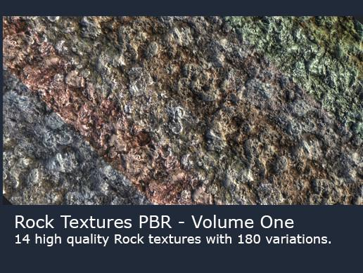 Rock Textures.
