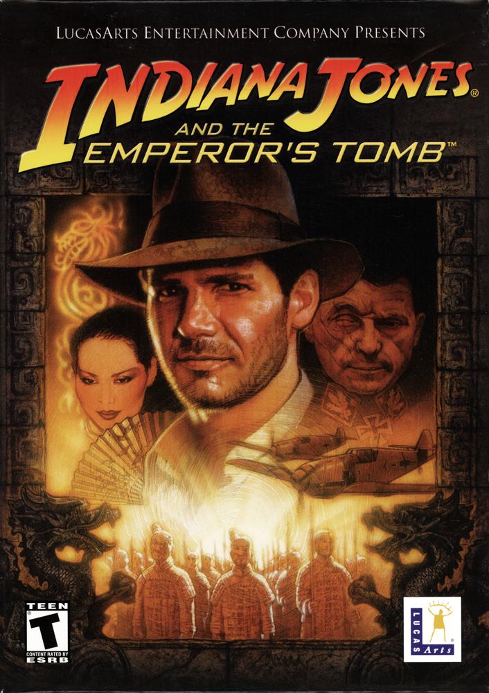 Indiana Jones and the Emperor's Tomb (2003)