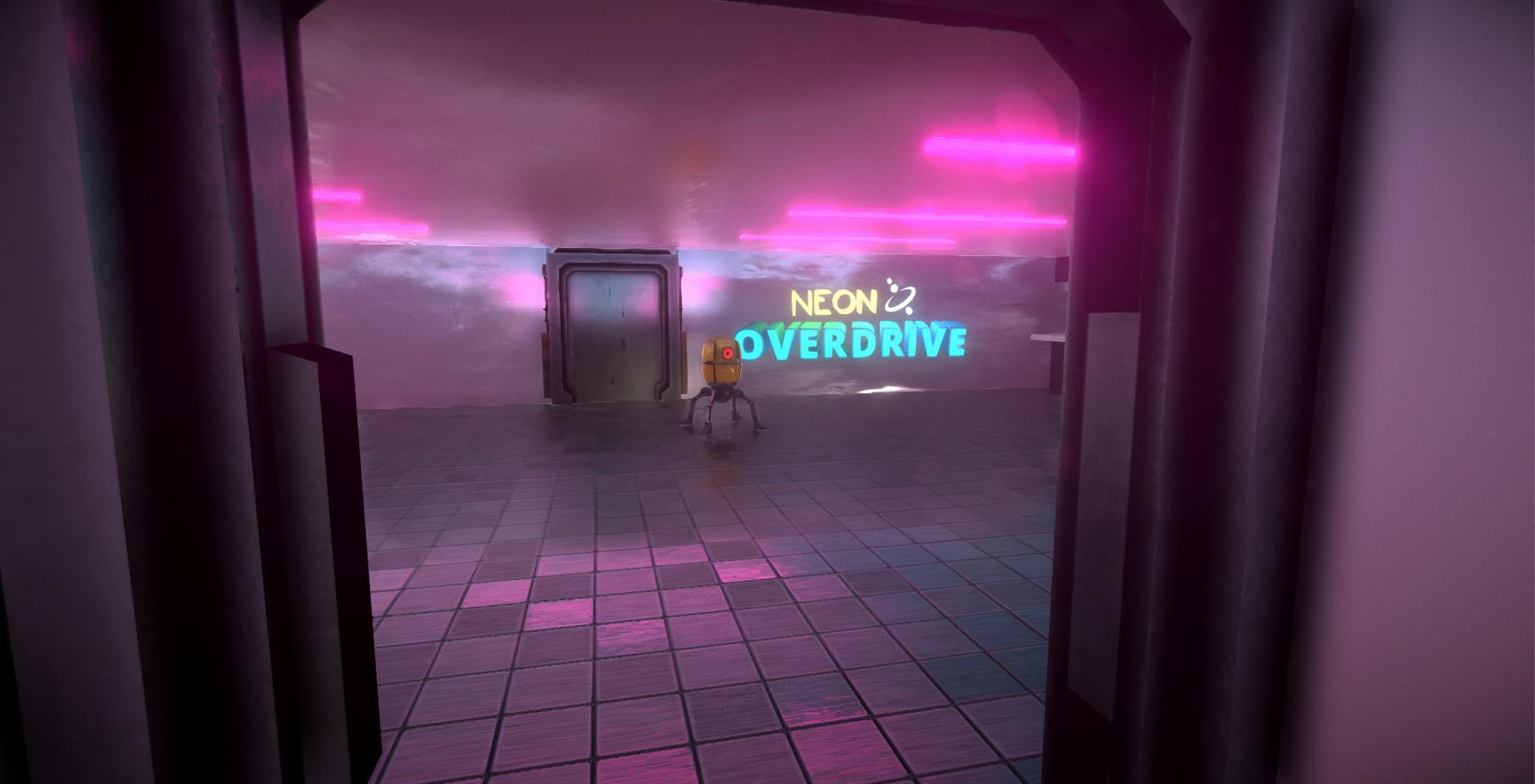 Neon Overdrive