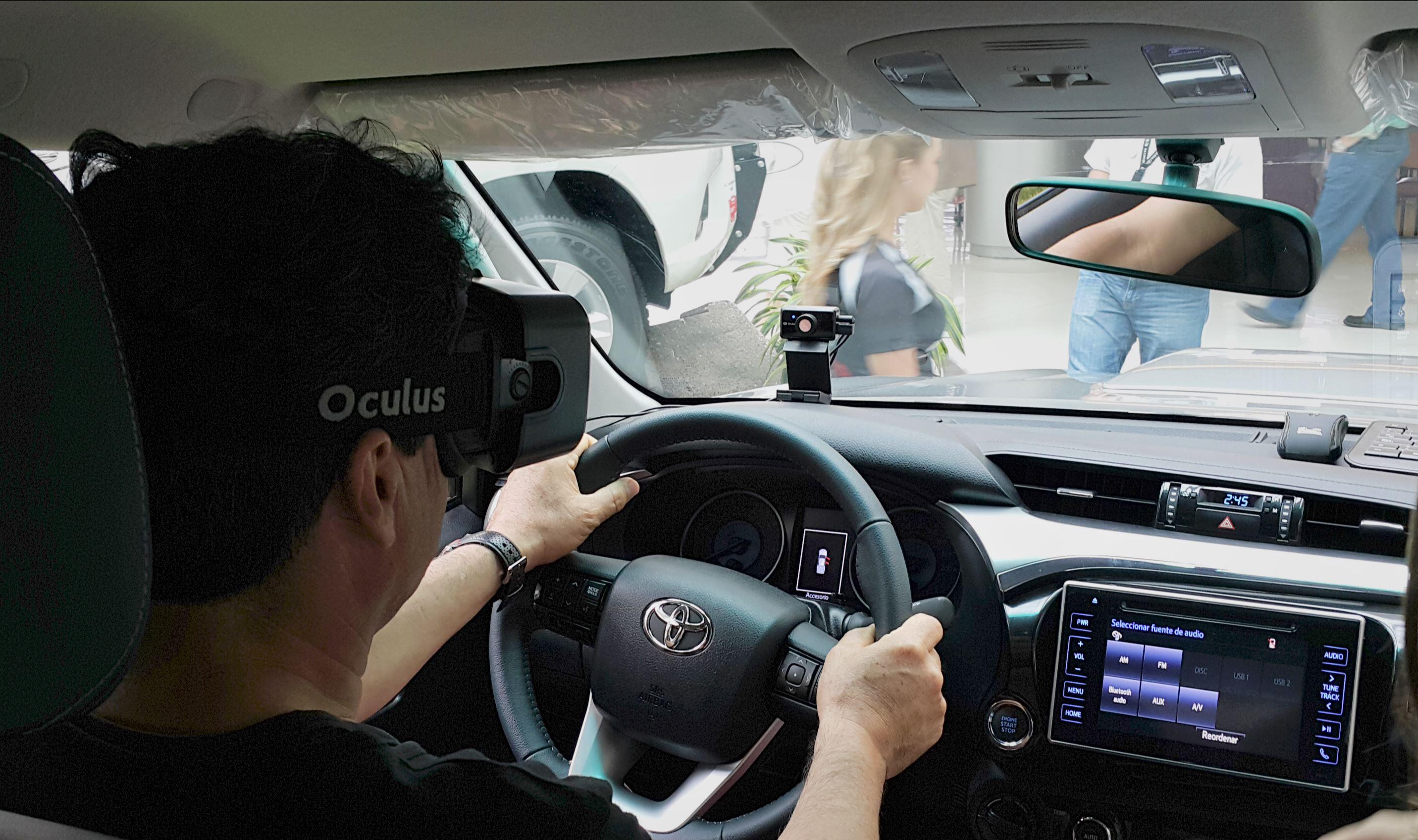 Toyota VR