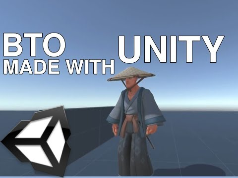 BTO - Unity Short Games Showreel