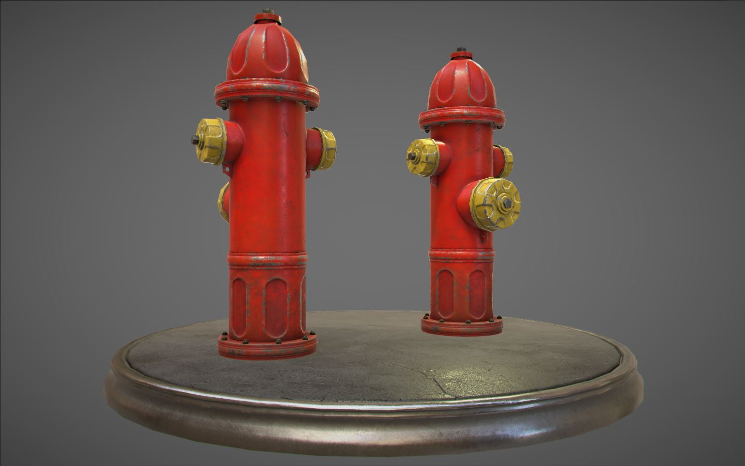 Hydrant for Asset Store