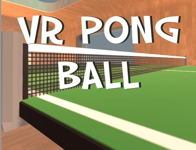 Virtual Pong