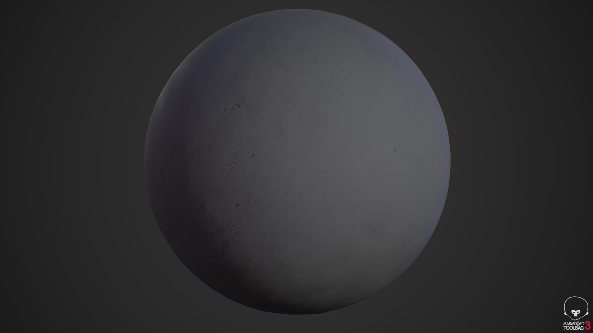 Gray Concrete Material