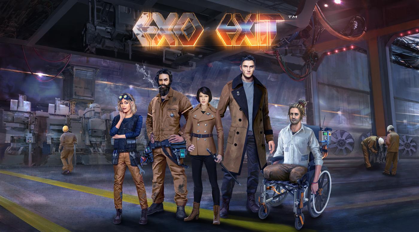 Exo-Exit