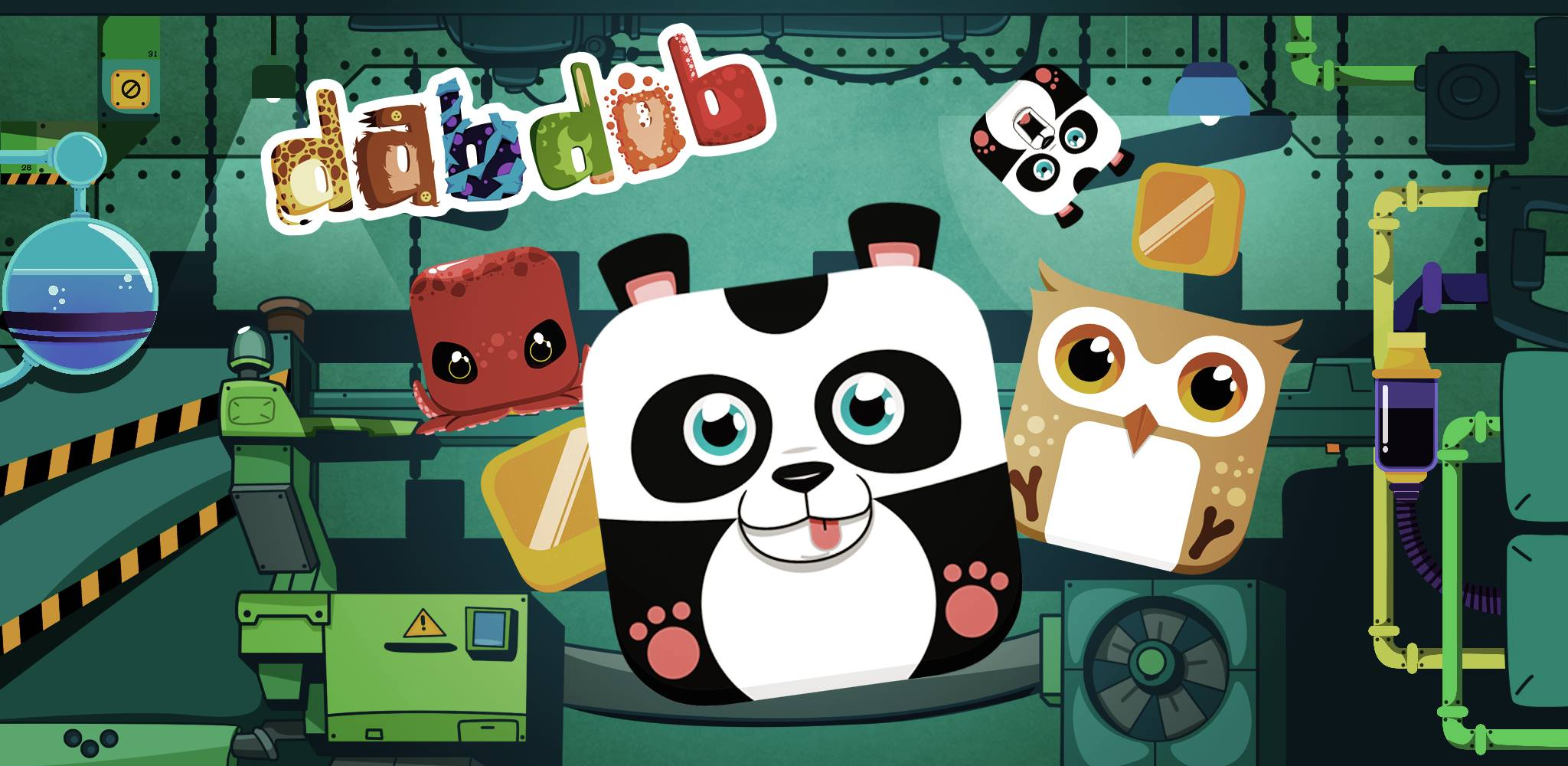 Dabdob : Teddy Bear Factory
