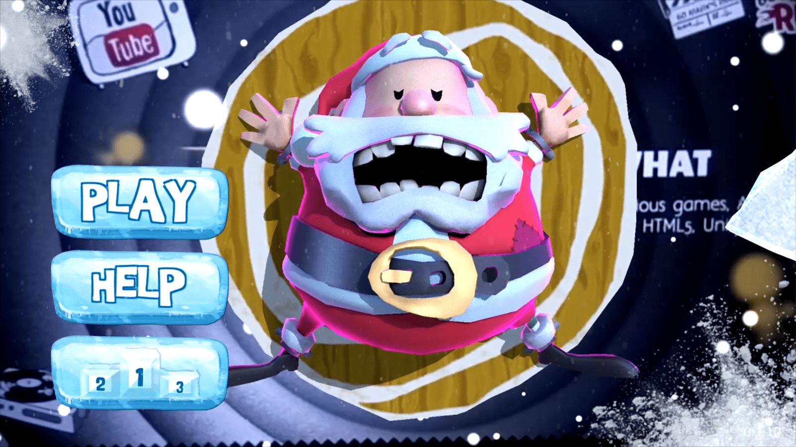 Smash Santa!
