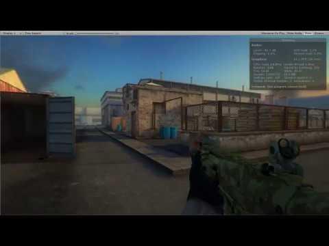 RPG/FPS game assets set v4 industrial ( coming soon on assetstore)