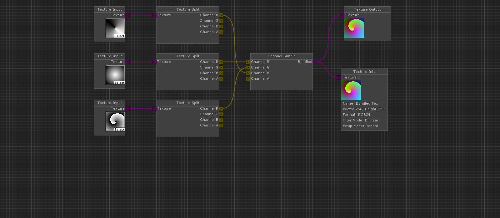 OpenSource Node Editor Framework