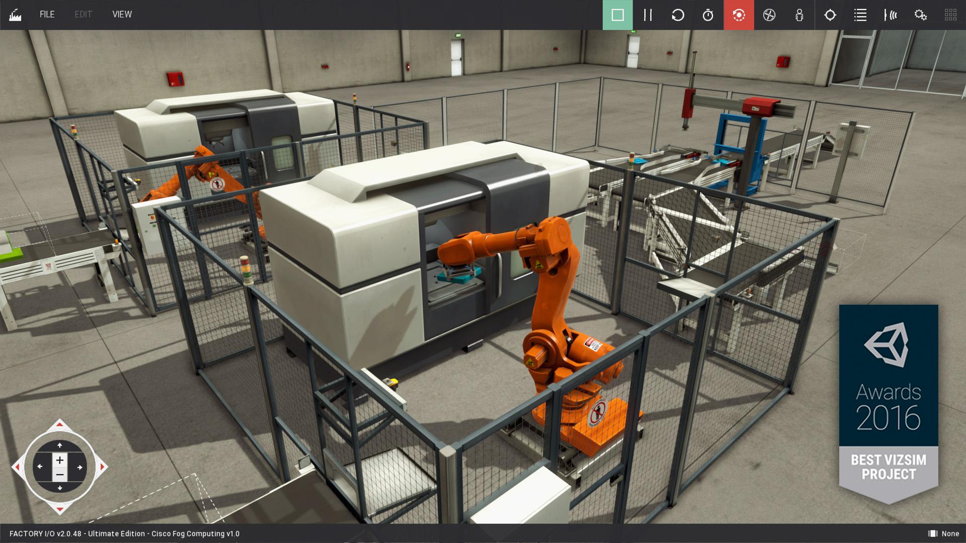 Factory I/O