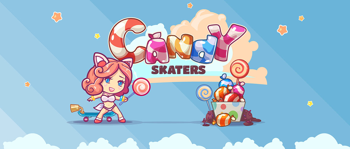 Candy Skaters!