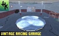 Vintage Racing Garage