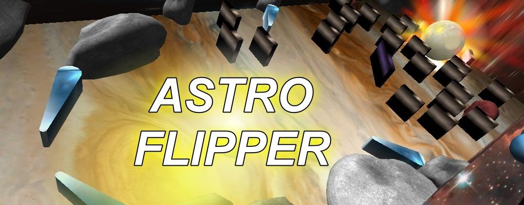 AstroFlipper arcade game