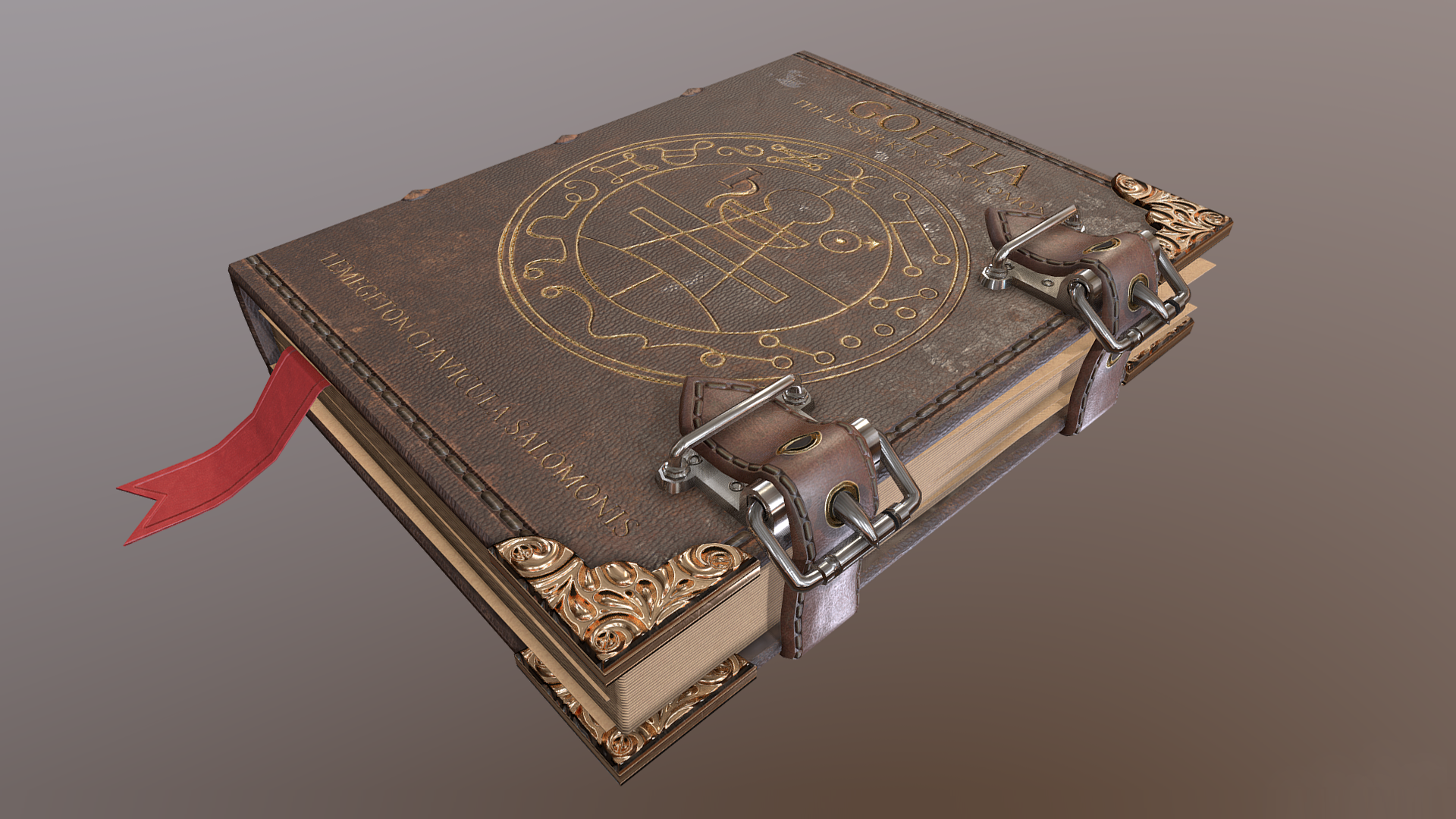 2018 Grimoire Material Study