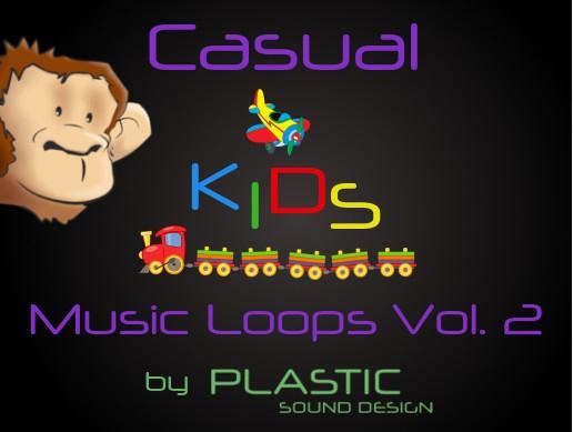 Casual Music Loops Vol. 2 (Kids)