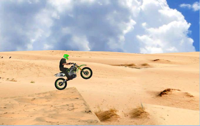 Motocross Bike Race 3D